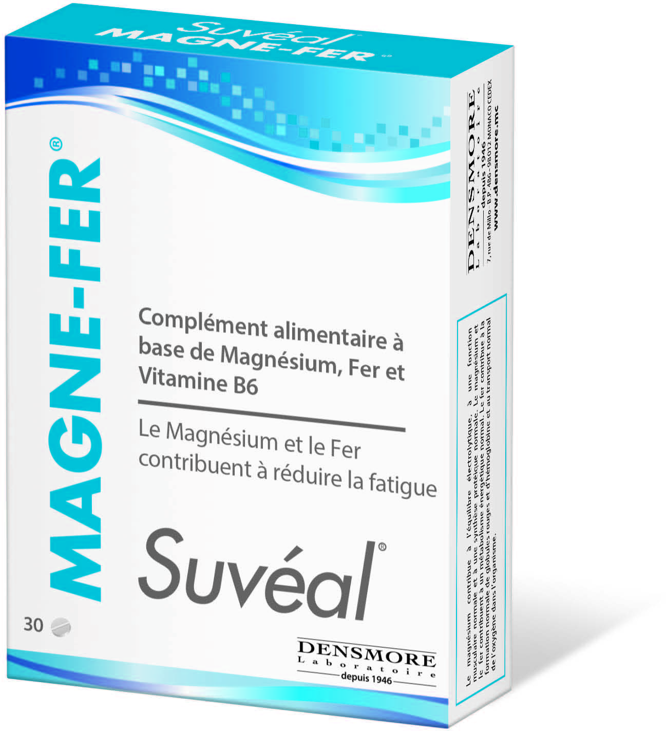 Image Suvéal® Magne-Fer